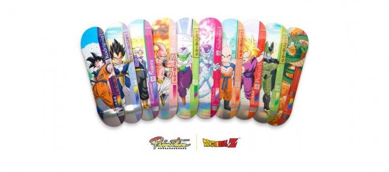 Dragon-ball-Z Skateboard